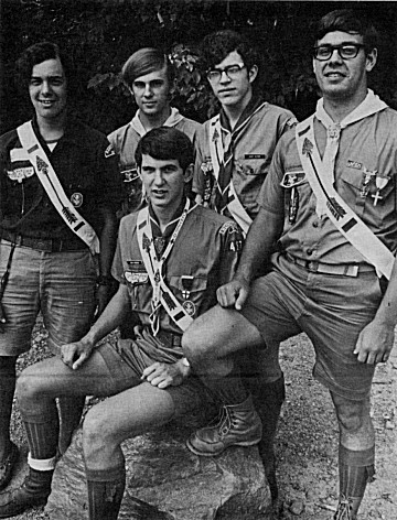 1971 Officers