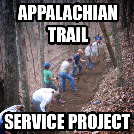 2019 Appalachian Trail Service Project