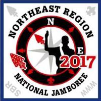 Northeast Region 2017 National Jamboree Patch