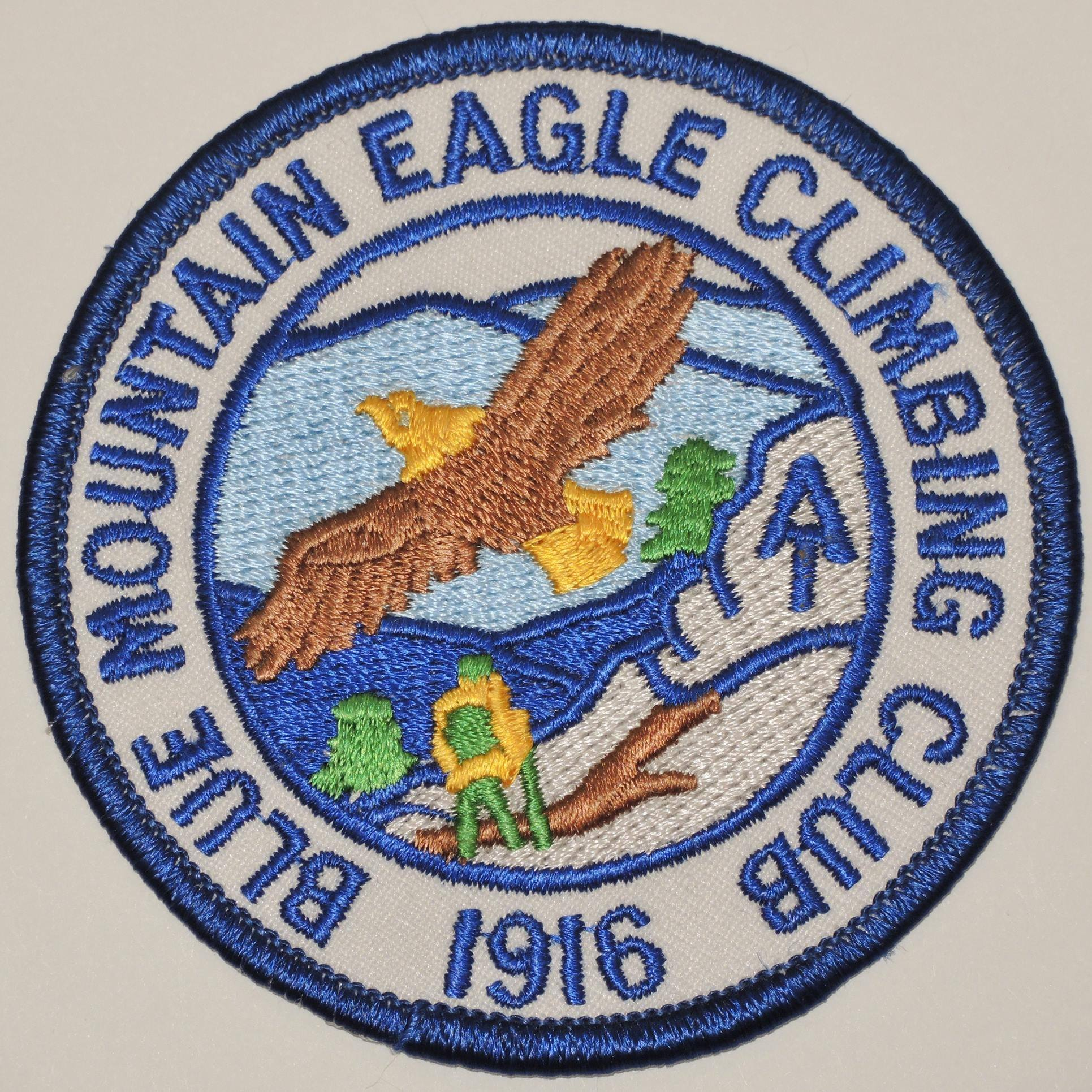 Thank you from the Blue Mountain Eagle Climbing Club