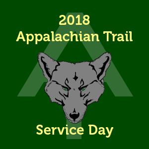 Appalachian Trail Service Day Reminder