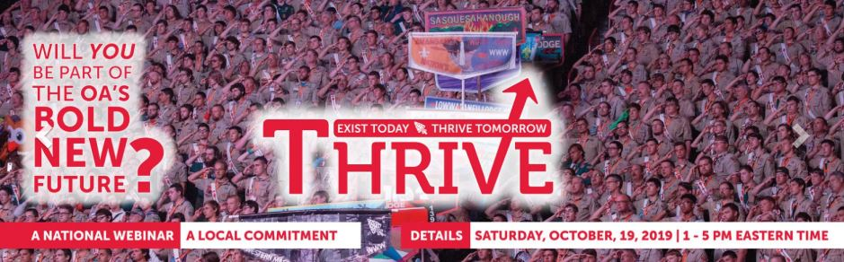 Thrive – National Webinar