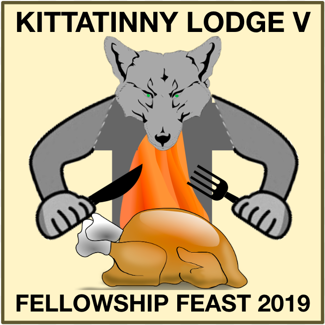 Lodge Fellowship Feast – Nov 30